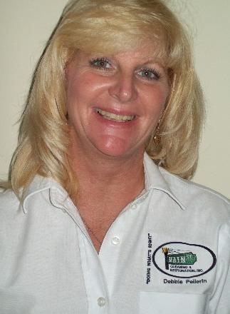Picture of Mainstreet Cleaning company owner Debbie